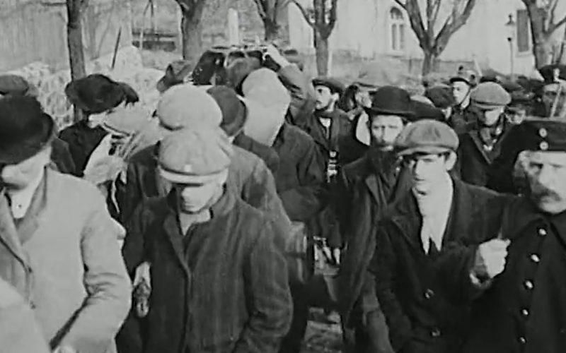 FRANZÖSISCHE KRIEGSGEFANGENE (1915/16)
