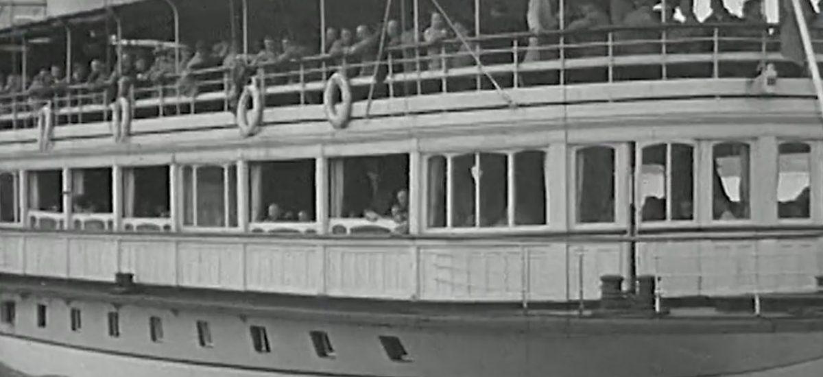 RHEINFAHRT 1953